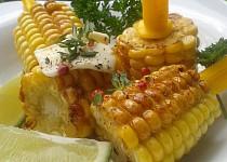 Grilovaná kukuřice