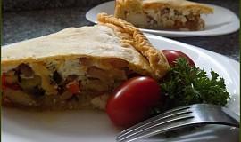 Kuřecí koláč (Chicken pie)