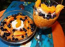 Meruňkové pyré se šmakounem
