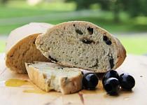 Olivový chléb