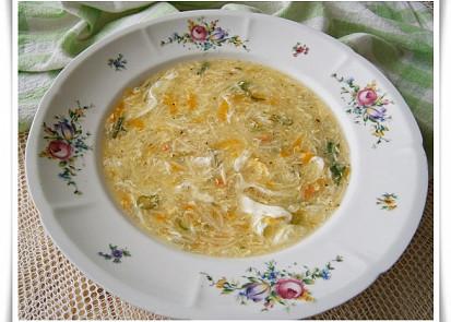Polévka šup-šup