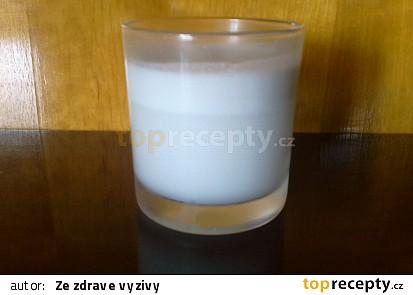 Rychlé kokosové mléko