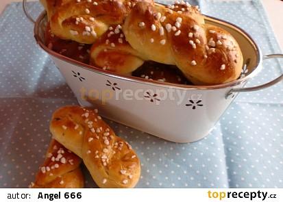 Sladké německé pečivo