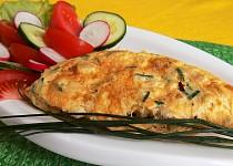Sójová omeleta