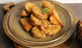 Strouhankové brambory