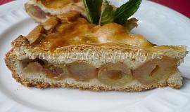 Třešňový koláč z remosky