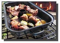 Vepřové maso v lorně