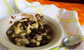 Dietní fazolková polévka