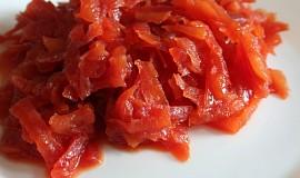 Dušená červená řepa s bramborami