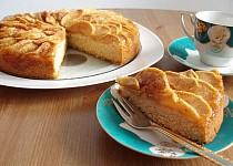 Jablečný koláč s pyré
