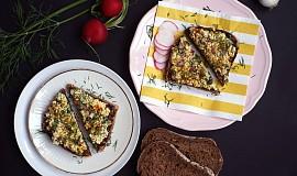 Jarní salát (KoproTofu Upgraded)