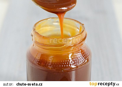 Karamelový sirup