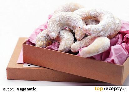 Klasické vanilkové rohlíčky