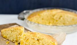Kukuřičný chléb s kousky kukuřice
