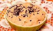 Mražený švestkový jogurt