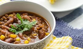 Oblíbené chilli con carne