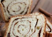 Sladký skořicový chléb
