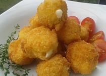 Smažená mozzarella