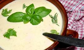 Smetanová  polévka