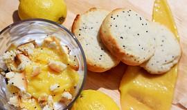 Šťavnaté citronové sušenky