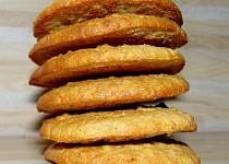 Sušenky z ovesných a pšeničných vloček