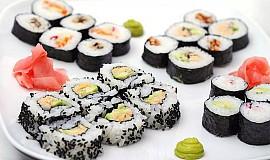 Sushi maki s tempehem a avokádem