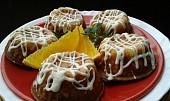 Tvarohovo-pomerančový chlebíček