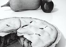 Apple pie s dýňovým pyré