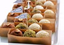 Citrónovo-mandlové kuličky s kokosem (raw)