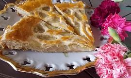 Citronový koláček