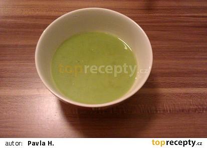 Hrášková polévka - svěží, snadná, rychlá