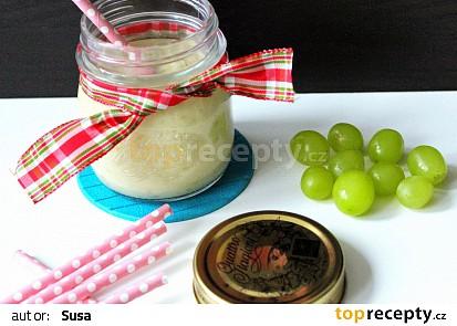 Hroznové smoothie