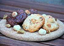 Jablečné sladové sušenky