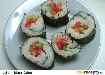 Hotové sushi