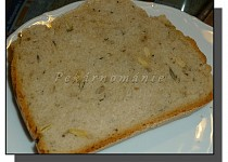 Jogurtový chléb s dýňovým semínkem