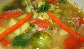 Kapustičková polévka