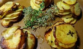 Křupavá bramborová hnízda