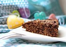 Makovo - ořechový koláč