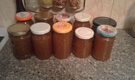 Marmeláda ze zelených rajčat