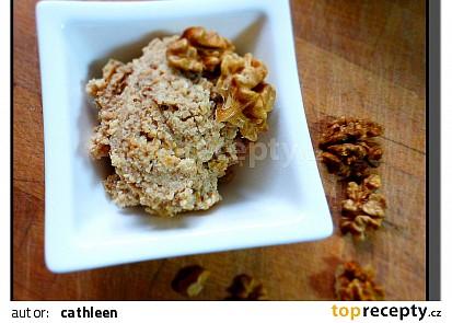 Ořechová náplň (nejlepší, co znám)