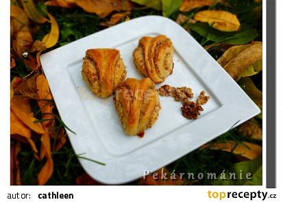 Ořechové švýcarky