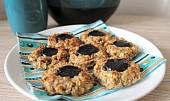Ovesné sušenky s oříšky