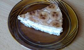Ovesný dortík s tvarohem a ovocem