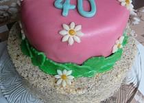 Patrový dort pro Soňu