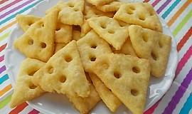 Sýrové párty krekry