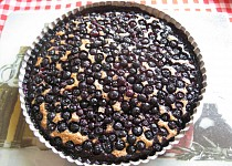 Taťkův borůvkový koláč