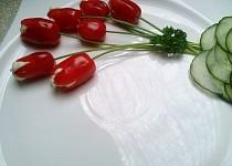 Zdobení talířů