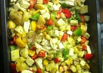 Zelenina, co dům dá