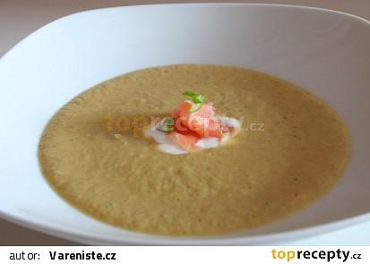 Zeleninový krém s rozmarýnem