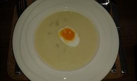 Bílá bramborová polévka podle Michala